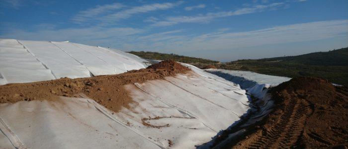 Restauración ambiental del vertedero de Andilla. CADERSA, SL