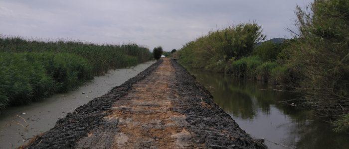 Restauración ambiental marjal de Xeresa. CADERSA, SL