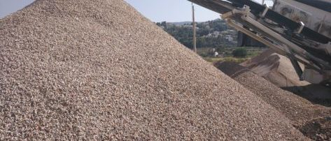 Planta de valorización de residuos RCD. CADERSA, SL
