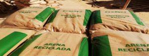 Áridos reciclados con certificado CE. CADERSA, SL